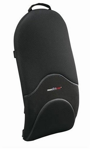 ObusForme Medium Ultra Backrest Support, Conforms To Your Spine, Soft and Durable Polyurethane Foam, Biomechanically Molded, Impact Resistant, Polycarbonate Core Structure, For Optimum (Backrest Support)
