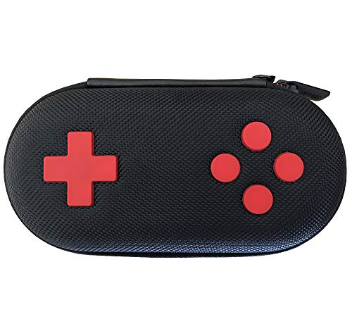 8Bitdo Classic Controller Travel Protection Case for SF30 Pro SN30 Pro F30 Pro N30 Pro