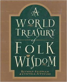 A World Treasury of Folk Wisdom