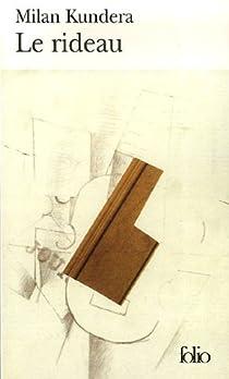 Le rideau par Kundera