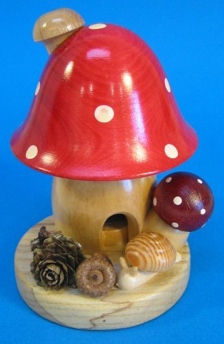 Dregano Good Luck Mushroom Smoker Made in Germany by Dregano