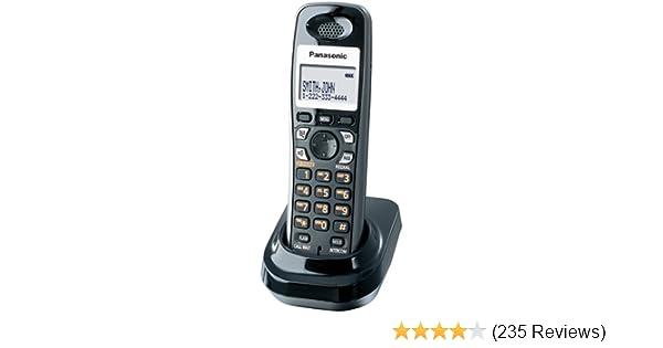 amazon com panasonic kx tga930t extra handset for kx tg9333t rh amazon com