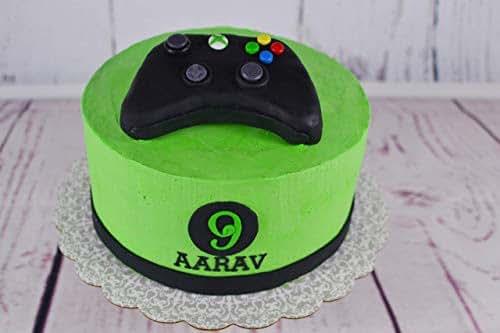 Amazon XBox Game Controller Cake Topper Handmade
