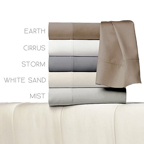 Oasis Fine Linens Island Bamboo Collection (Full, Storm) by Oasis Fine Linens