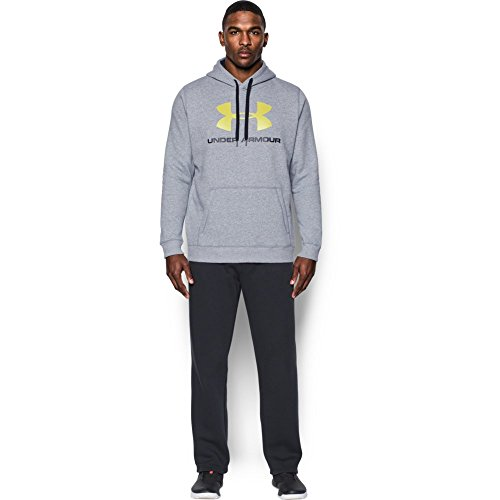 Armour Gray True shirt À Homme Capuche Sweat Heather Rival Under RwA1A