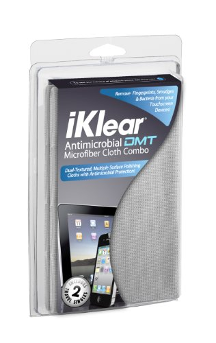 iKlear Antimicrobial Microfiber Cleaning Cloth (iK-DMT)