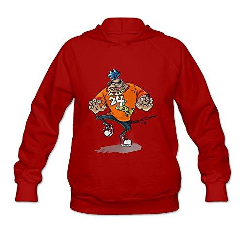 UanshanH Custom Hoodies For Women's Pullover Sweatshirt Long Sleeve
