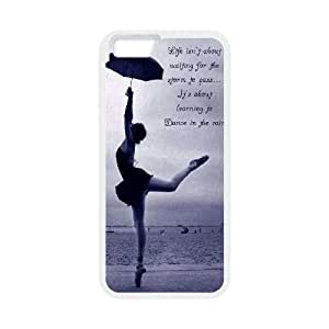 """DIY iPhone6 4.7"""" Case, Zyoux Custom Cheap iPhone6 4.7"""" Cell Phone Case - life is not about waiting for the storm to pass"""