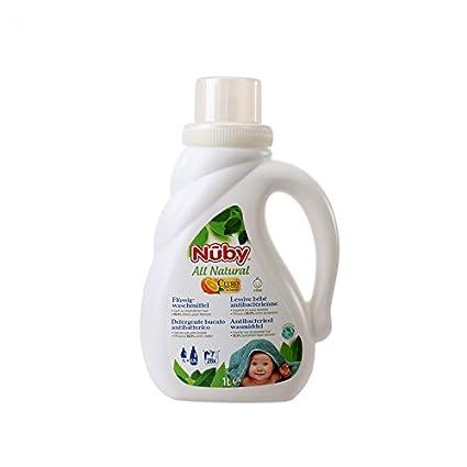NUBY All Natural Detergente Líquido ((1 x 1 ...