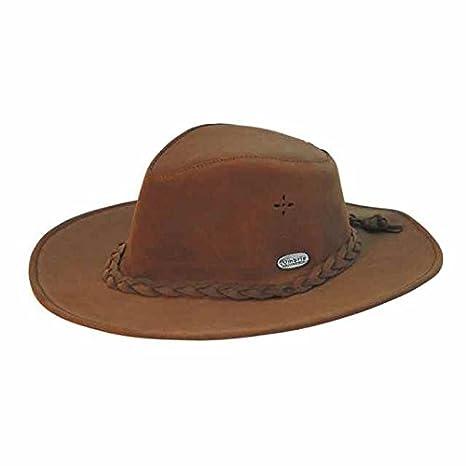 Umbria Equitazione Cappello Western in Cuoio Abbigliamento Western Cappelli 2d6640e69dc4