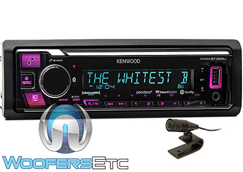 Kenwood KMMBT325 Digital Media