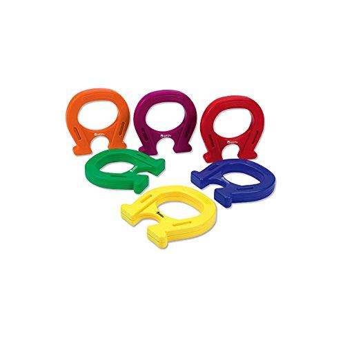 LEARNING RESOURCES HORSESHOE-SHAPED MAGNETS SET OF 6 (Set of (Horseshoe Shaped Magnets Set)