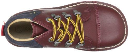 Textil Stiefel Kick BRWON EU26 Kickers klassischen Kids IxaqEqT0