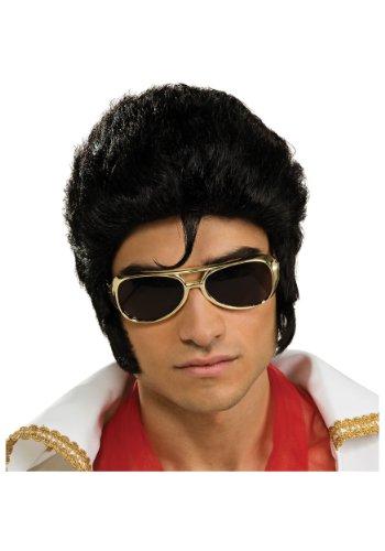 Rock Legend Costumes Wig (Elvis Wig - #1 Quality Elvis Presley Wig - HOUND DOG NOT INCLUDED)