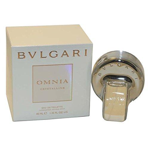 - Bvlgari Omnia Crystalline Eau de Toilette Spray for Women, 2.2 Ounce