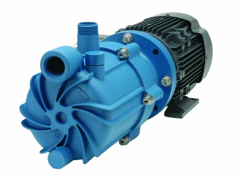 Finish Thompson SP10P-3-M218 Centrifugal Magnetic Drive Pump Polypropylene 1 HP 115208-230V 1 Phase 629 Max Feet of Head 551 gpm