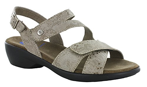 Wolky Comfort Court shoes Bond - 30100 silver leather - 37