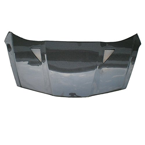 MUGEN style carbon fiber auto bonnet engine hood for 2009-2012 years Honda fit