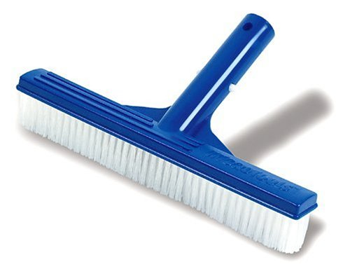 Hydrotools by swimline pool floor and wall brush - Wall whale xl 20 swimming pool wall brush ...