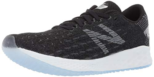 New Balance Men's Zante Pursuit V1 Fresh Foam Running Shoe, Black/Castlerock/White, 10 D US
