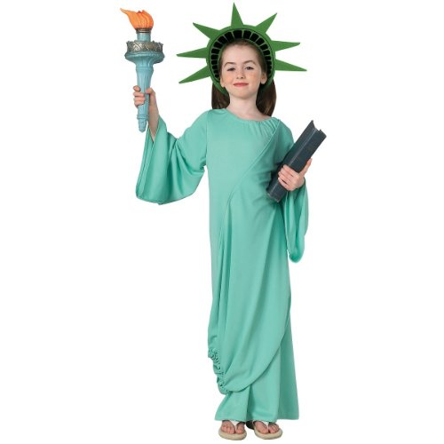 Statue of Liberty Costume Child - Large -