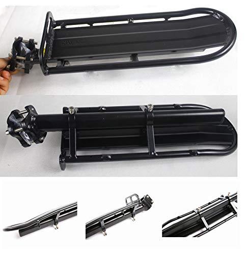 ThreeH Portapacchi Bici Regolabile in Alluminio Lega Rapida Rimozione e Installazione BK41 6 spesavip