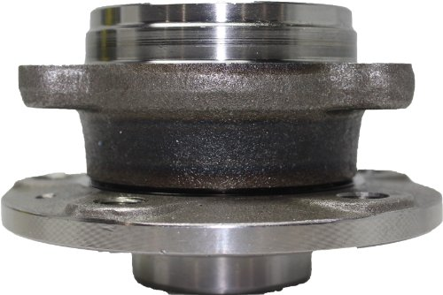 Brand New Front Wheel Hub and Bearing Assembly Volkswagen CC, Golf, Jetta, Passat, Rabbit 5 Lug - (Volkswagen Jetta Wheel Bearing)