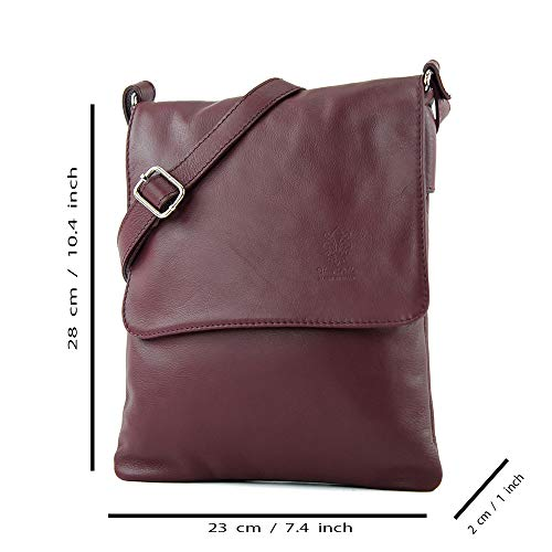 Light Femme Bandoulière Craze Tan London Sac coffee IqwPC61nx