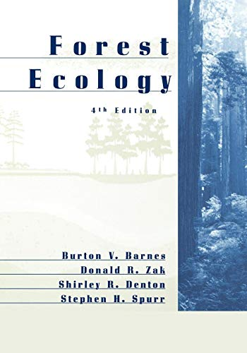Forest Ecology 4E