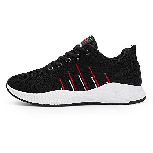 AIMENGA Die Schuhe der Männer Beiläufige Schuhe der Männer Beschuht Herbstsportschuhe Die Schuhe Männer der Wilden Männer der Schwarzen Schuhe