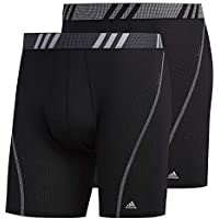 2-Pack adidas Men's Performance Mesh Boxer Briefs