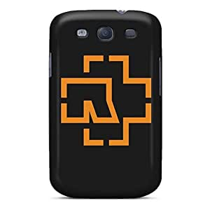 Bumper Hard Phone Case For Samsung Galaxy S3 (WlX1888Plra) Provide Private Custom Vivid Papa Roach Series