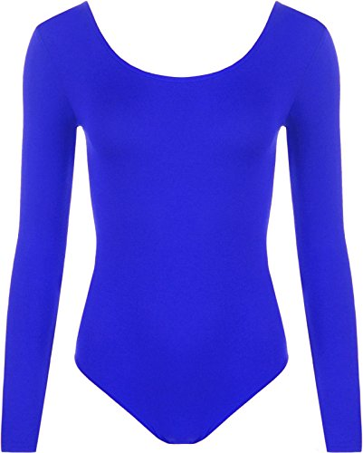 Re Tech UK - Body - para mujer azul real