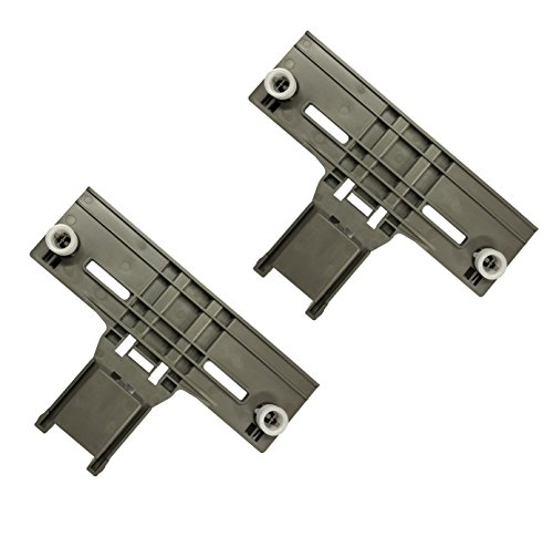 (2 PACK) W10350376 Upper Rack