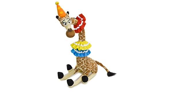 Amazon.com: Joy Toy Madagascar 3: Europes Most Wanted - Melman Giraff Peluche Cm 24th Plush: Toys & Games