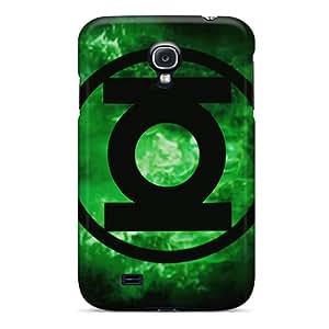 DannyLCHEUNG Samsung Galaxy S4 Best Hard Phone Case Custom Lifelike Green Lantern Corps Pictures [MTA13607RxLh]