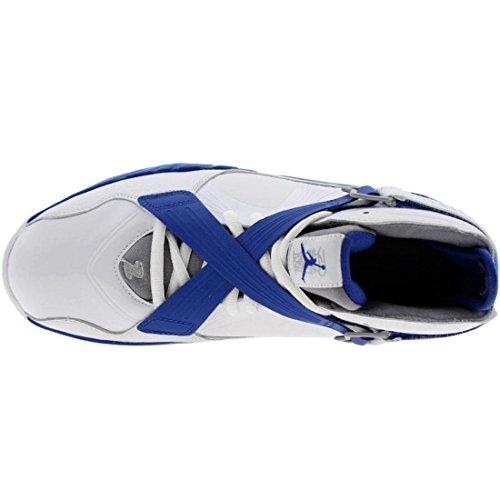 Nike Wmns Free Tr 6, Zapatillas de Gimnasia para Mujer White/Metallic Silver-Varsity Royal-Stealth