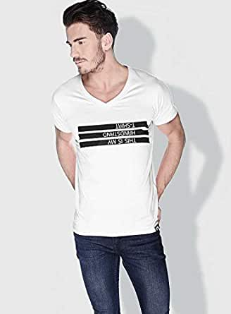 Creo This Is My Handstand T Shirt Funny T-Shirts For Men - Xl, White