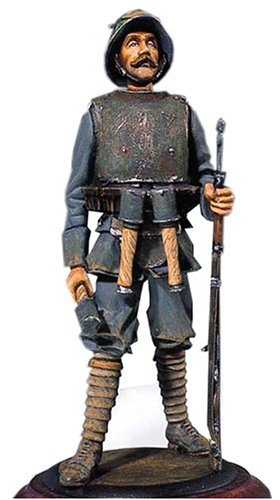 アンドレアミニチュアズ S3-F7 German Infantryman with Armour