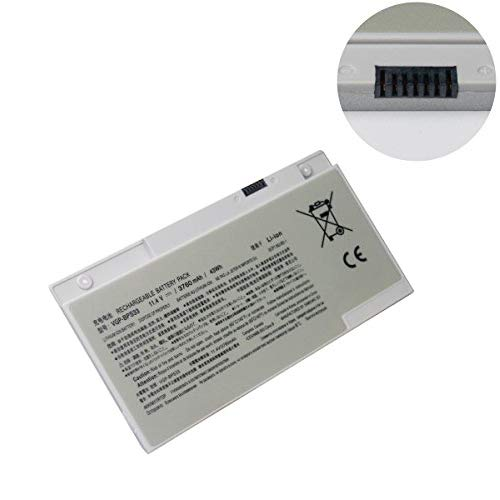 (Replacement VGP-BPS33 Battery, Aomore Laptop Battery for Sony Vaio SVT-14 SVT-15 T15 Series Ultrabook Vaio SVT15115CXS SVT15113CDS SVT1511ACXS [11.4V 43Wh])