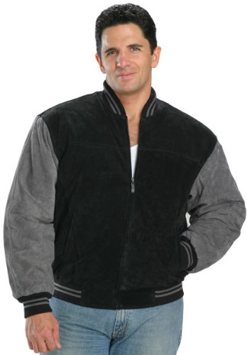 Mens Classic Leather Jacket - 7