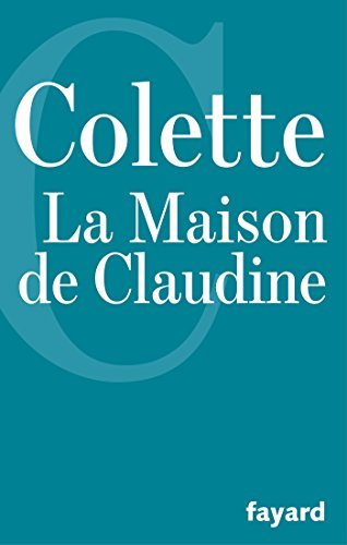 La Maison De Claudine [Pdf/ePub] eBook