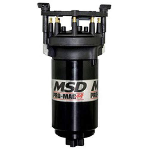 MSD Ignition 81407 Pro Mag 44 Generator Sprint Car Drag Race Circle Track 44 ()