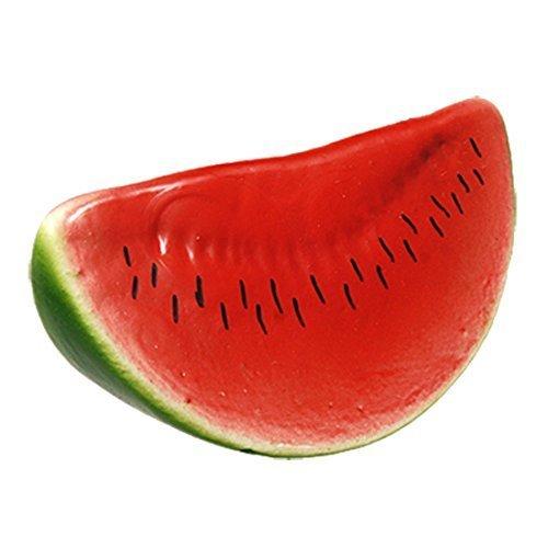Kunstobst Kunstgemüse künstlich Wassermelone artifiziel Ornament Dekoration de