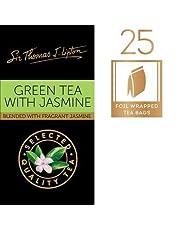Lipton 150 Tea Bags Jasmine Green SIR Thomas
