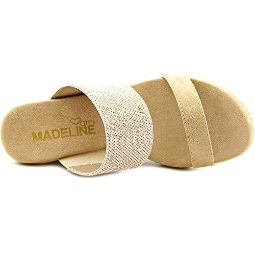 Madeline Kvinnor Canty Kil Slide Guld Textil / Syntetisk