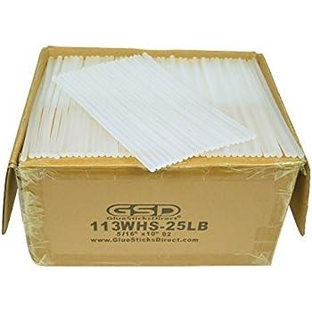 Amazon com: GlueSticksDirect Wholesale Hot Melt Glue Stick