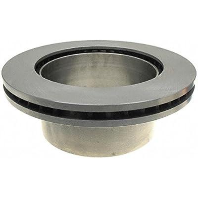 ACDelco 18A2330A Advantage Non-Coated Rear Disc Brake Rotor: Automotive