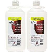 2-Pack Member's Mark 91% Isopropyl Alcohol (32 Fl. Oz)