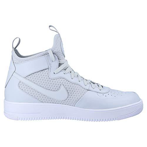 Sportswear Ultraforce Herren Air grau 1 Nike Sneaker Force Mid dwIpfY